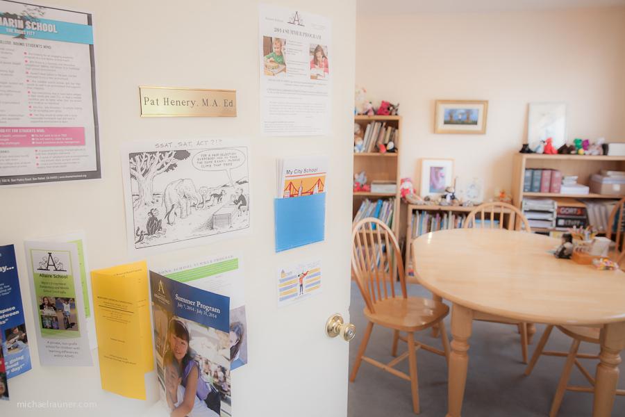 Pat's office
